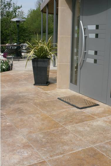 Miety Stone Paving Work